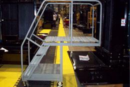 Custom Fabricated Ladders Steel Aluminum Houston Texas