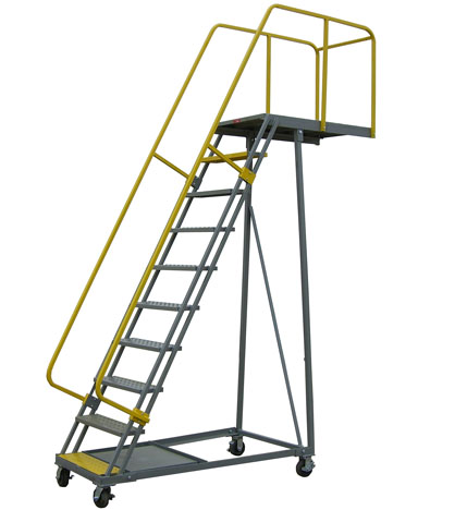 Pw Platforms Inc Cantilever Ladder