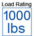 1000 load capacity