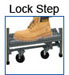 lock step casters