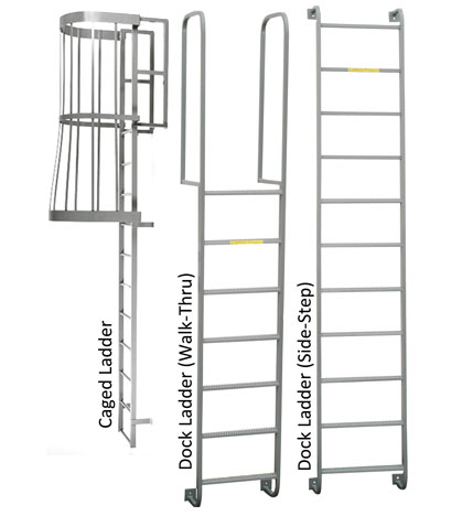 Pw Platforms Inc Fixed Ladders